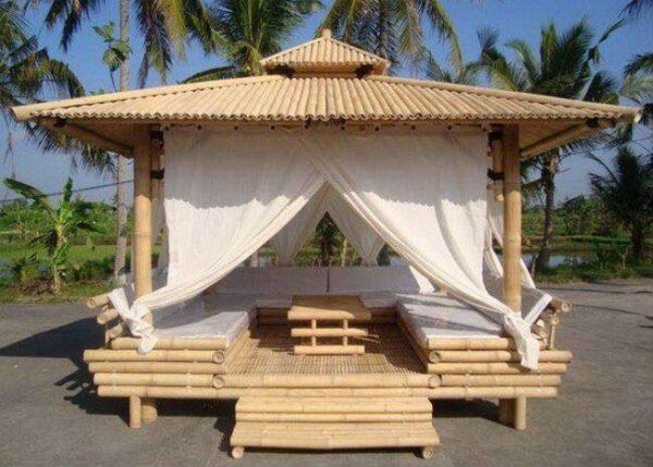 Бамбук красивый и долговечный материал