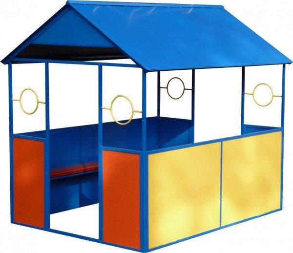 Домик для детей высотой полтора метра