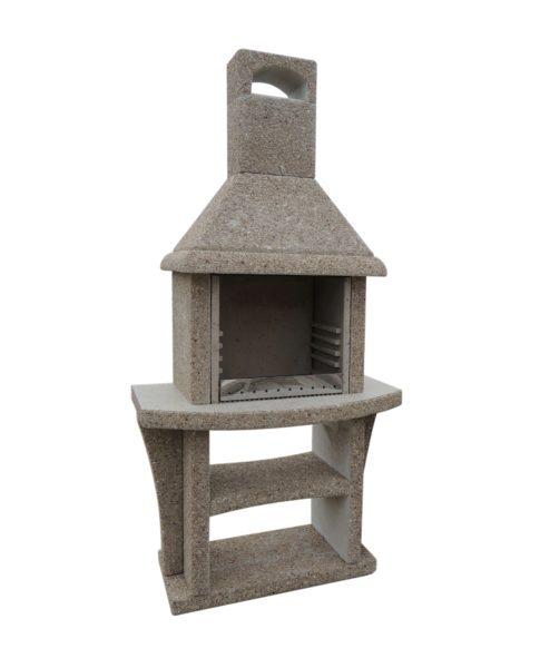 Фирменные конструкции из огнеупорных плит собираются быстро, но стоят дорого.