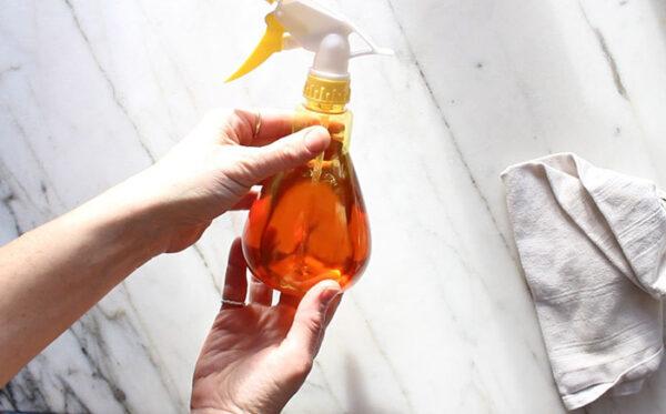 Апельсиновые корки в уборке дома