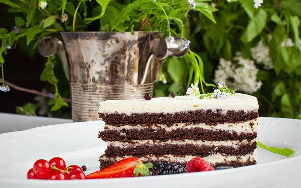 Вкусный и диетический тортик от Надежды Бабкиной