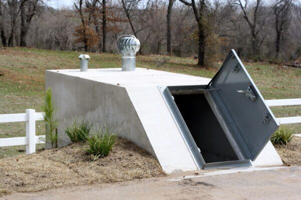 Погреб на дачном участке