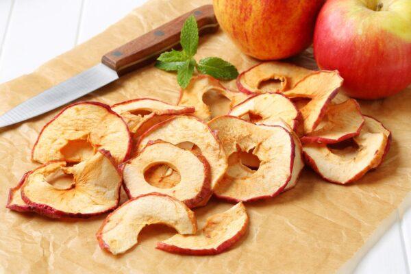 Сушим яблочки на зиму для себя и близких