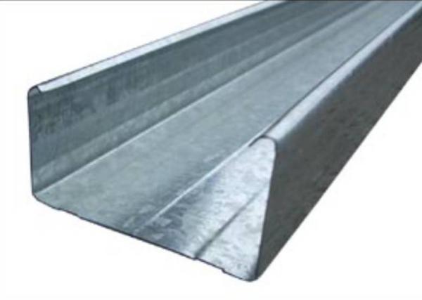 Наиболее распространенный тип алюминиевого профиля