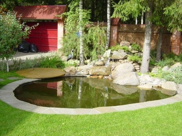 Оптимальное место для строительства беседки — у воды