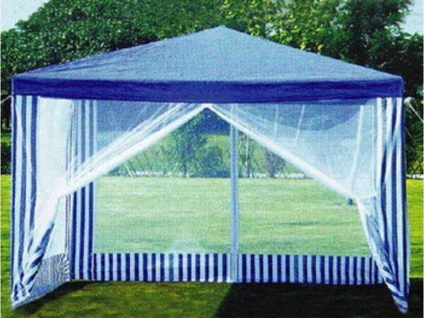 Палатки беседки для дачи очень легки и удобны в установке и перемещении и в этом их главное преимущество