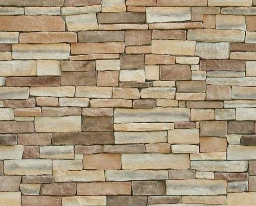 Песчаник считается недорогим бюджетным вариантом для строительства каменой беседки.