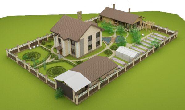 При выборе места под постройку нужно руководствоваться множеством факторов.