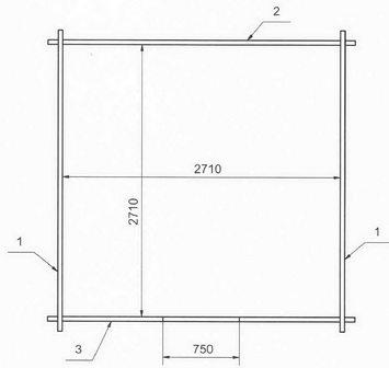 Пример квадратной формы