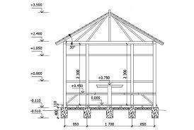 Пример простого чертежа простой конструкции