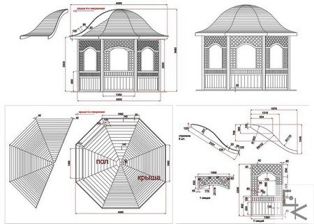 Проект профессионального архитектора