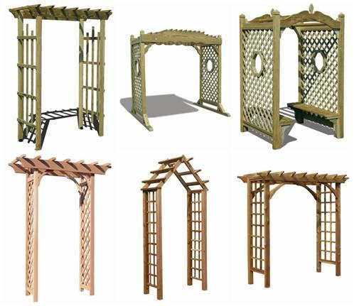 Разновидности конструкций