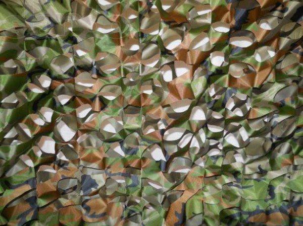 Сетка без основы выполняется путем нанесения перфорации на лист материала.