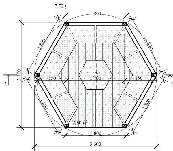 Схема конструкции.