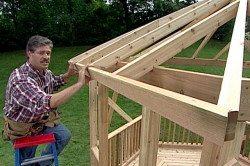 Сооружение крыши – одна из самых сложных и ответственных задач, цена ошибки здесь очень велика, но есть хорошие альтернативные более простые варианты