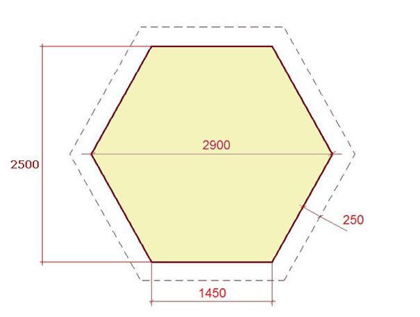 Стандарт для шестигранника