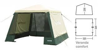 Традиционный шатер.
