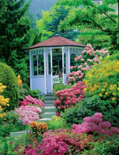 Цветущий сад – цена вашей кропотливой работы