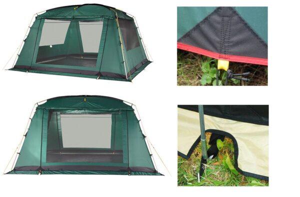 Туристический шатер.