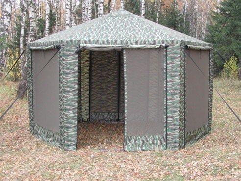 Антимоскитная сетка для беседки типа шатер