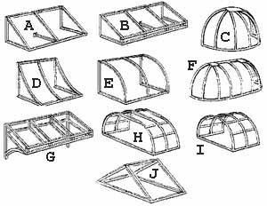 Очень многое в конструкции беседки зависит от выбранного способа оформления крыши беседки (см. описание в тексте)