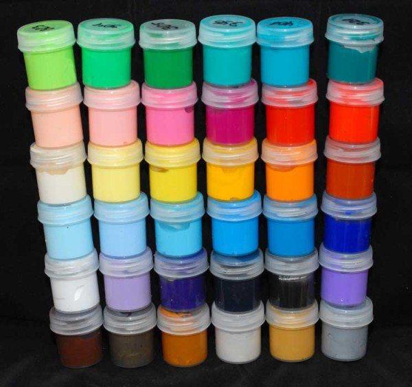 Определиться с подходящим цветом бывает не просто
