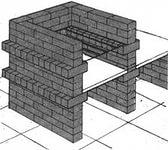 Схема строительства.