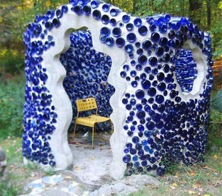 Своими руками из пластиковых бутылок летний душ 156